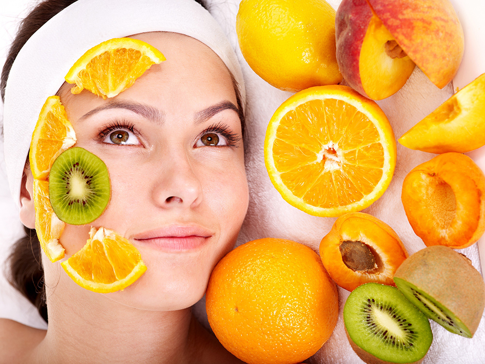 Skin Anti-Oxidants